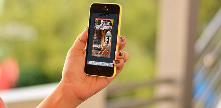 Flip Book Online sul smartphone