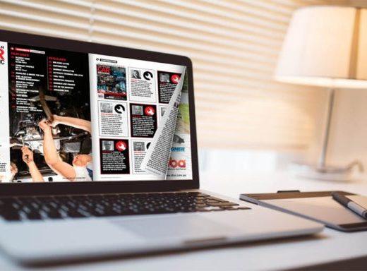 Flipbook 3D sul laptop